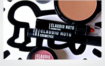 CLAUDIO NOTO MAKE UP ARTIST DELLE CELEBRITY LANCIA LA SUA LINEA TRUCCO